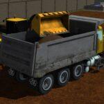 Wheel-loader-simulator-emptying